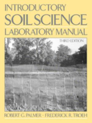 Introductory Soil Science Laboratory Manual 9780195094367