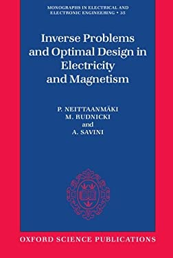 Inverse Problems and Optimal Design in Electricity and Magnetism