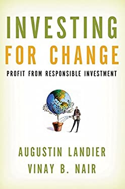 Investing for Change: Profit from Responsible Investment 9780195370140