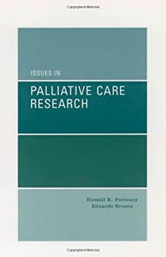 Issues in Palliative Care Research 9780195130652