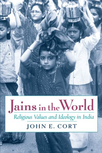 Jains in the World: Religious Values and Ideology in India 9780199796649
