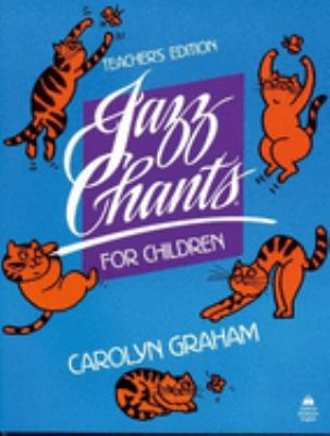 Jazz Chants for Children 9780195024975
