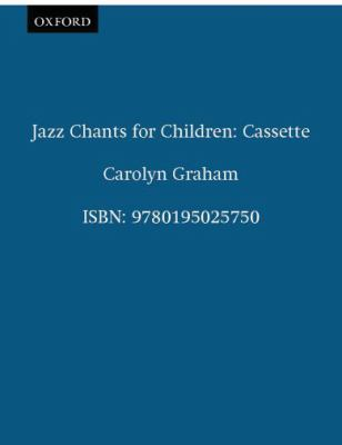 Jazz Chants for Children: Cassette 9780195025750