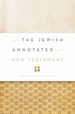 Jewish Annotated New Testament-NRSV 9780195297706