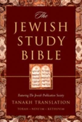 Jewish Study Bible-TK 9780195297515