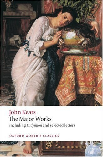 John Keats: The Major Works 9780199554881