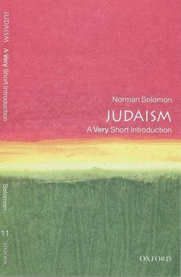 Judaism: A Very Short Introduction 9780192853905