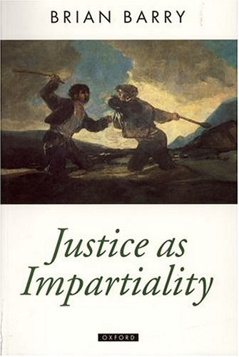 Justice as Impartiality 9780198290926
