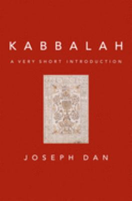 Kabbalah: A Very Short Introduction 9780195300345