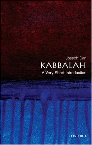 Kabbalah: A Very Short Introduction 9780195327052