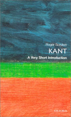 Kant: A Very Short Introduction 9780192801999