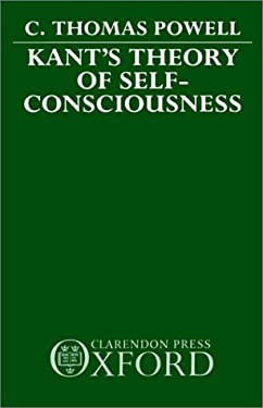 Kant's Theory of Self-Consciousness 9780198244486