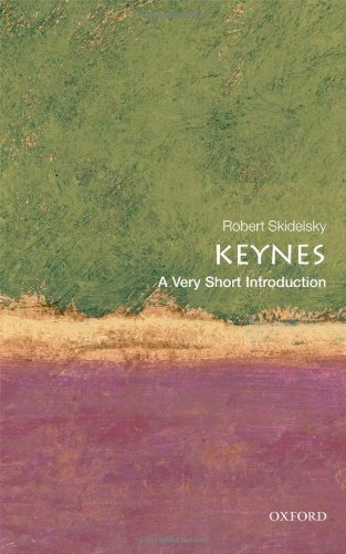 Keynes: A Very Short Introduction 9780199591640