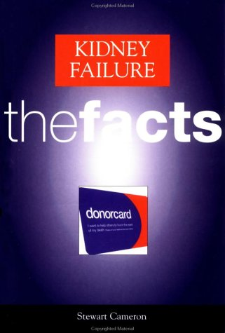 Kidney Failure: The Facts 9780192626431
