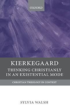 a review of the type of existentialism presented by soren kierkegaard As opposed to nietzsche, who said the death of god caused this, søren argued that, in the present age, meaning is sucked out of concepts by abstraction kierkegaard also discovered a point that was hammered in by latter existentialists reason and science can tell you a lot of things, but they cannot give.