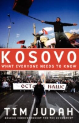Kosovo: What Everyone Needs to Know 9780195376739