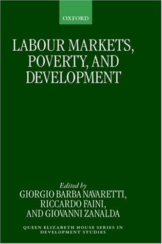 Labour Markets, Poverty, and Development 9780198293538