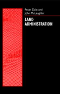 Land Administration 9780198233909