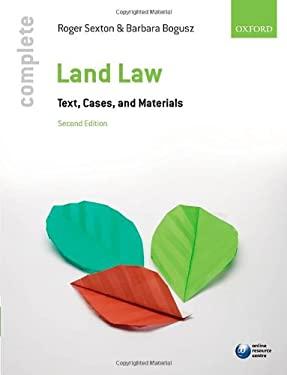 Land Law 9780199596812