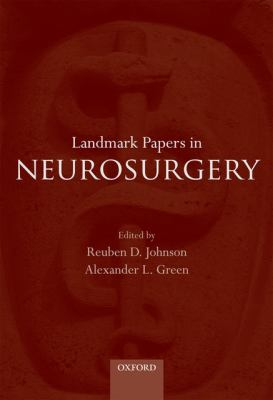 Landmark Papers in Neurosurgery 9780199591251