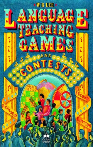 Language Teaching Games and Contests 9780194327169
