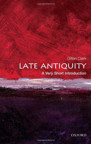 Late Antiquity: A Very Short Introduction 9780199546206