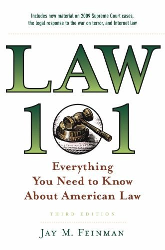 Law 101 9780195395136