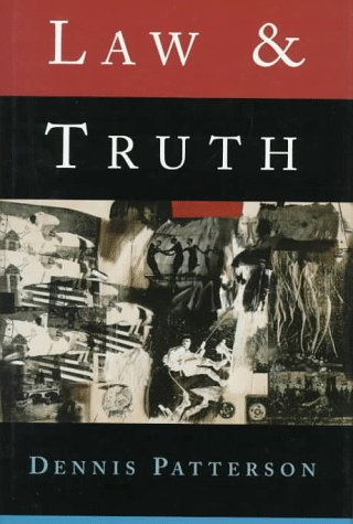 Law and Truth 9780195083231