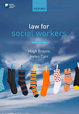 Law for Social Workers 9780199575411