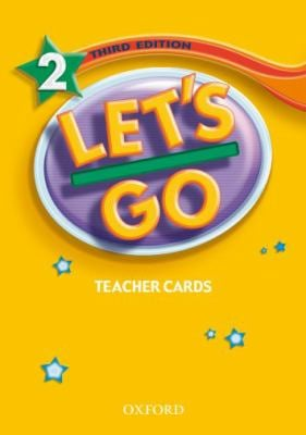 Let's Go Teacher Cards 9780194394956