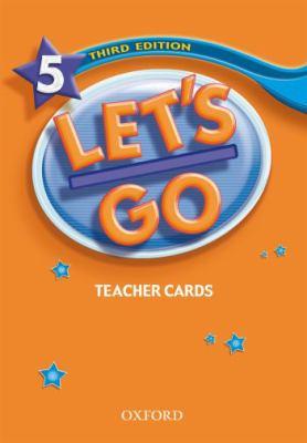 Let's Go 5 Teacher's Cards 9780194394987