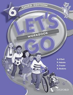 Let's Go 6 Workbook 9780194394581