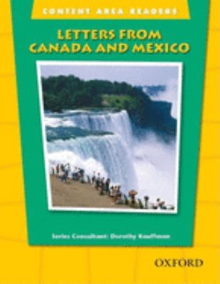 Letters from Canada and Mexico: Beginning Level 9780194309516
