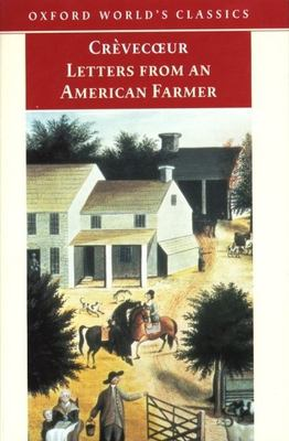 Letters from an American Farmer 9780192838988