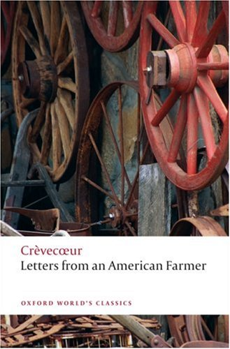Letters from an American Farmer 9780199554744