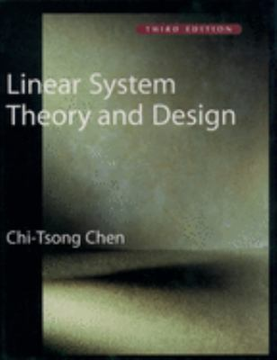 Linear System Theory and Design 9780195117776