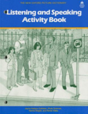 Listening and Speaking Activity 9780194343657