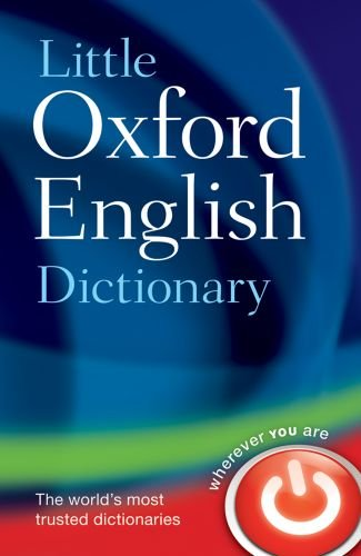 Little Oxford English Dictionary 9780198614388