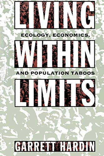 Living Within Limits 9780195093858