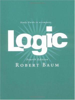 Logic: Study Guide 9780195155822