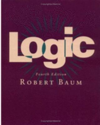 Logic 9780195155013
