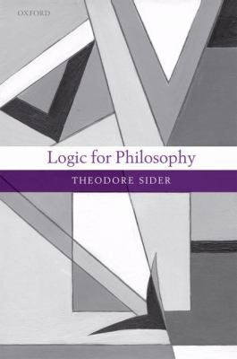 Logic for Philosophy 9780199575589