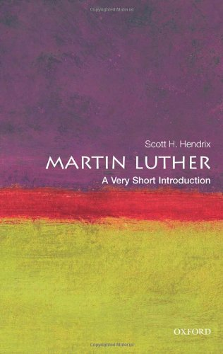 Martin Luther 9780199574339