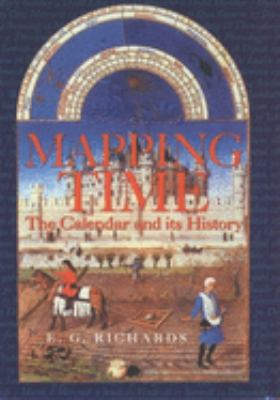 Mapping Time: The Calendar and Its History 9780192862051