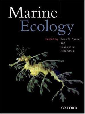 Marine Ecology 9780195553024