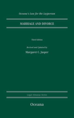 Marriage and Divorce 9780195376562