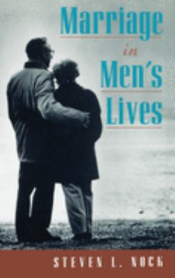 Marriage in Men's Lives 9780195120561