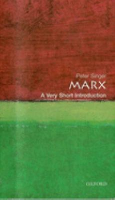 Marx: A Very Short Introduction 9780192854056