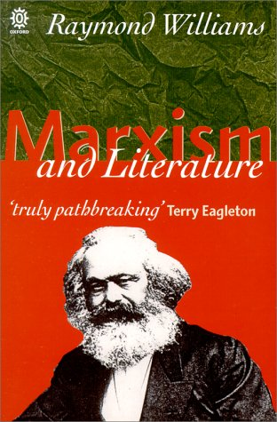 Marxism and Literature 9780198760610