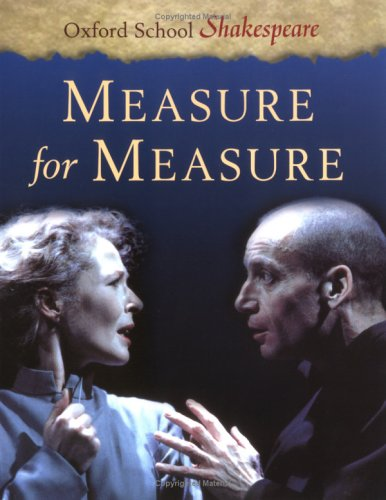 Measure for Measure 9780198320104